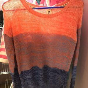 Sweaters - Three Block Sweater